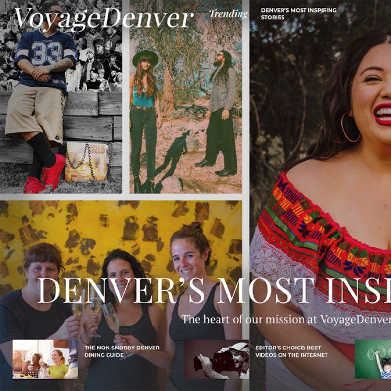 Voyage Denver Cover